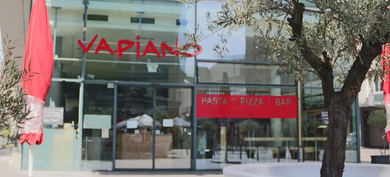 Flaniermeile mit Marktcharakter  und mehr als 15 Gastronomiekonzepten entsteht  in der Krefelder Innenstadt !